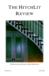 The HitchLit Review, Vol. 2, Issue 1