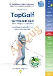 TopGolf Professionelle Tipps