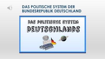 Politisches System BRD  Grundlagen