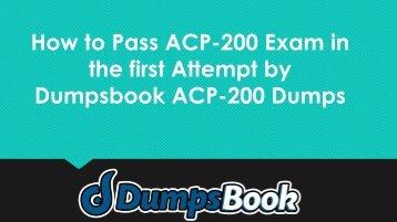 ACP-200 Exam Dumps