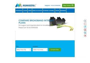 best internet packages in pakistan