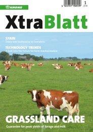 XtraBlatt Issue 01-2018