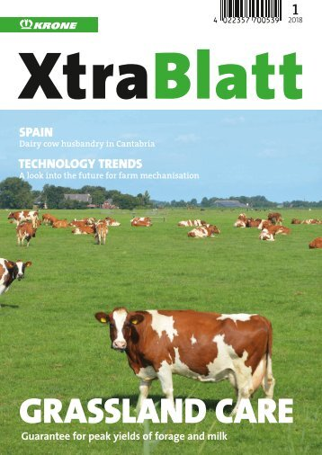 XtraBlatt Issue 01-2018