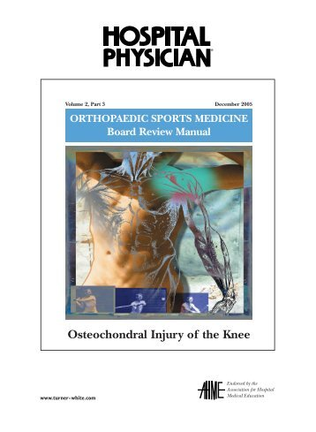 Osteochondral Injury of the Knee - Peninsula Orthopaedic ...