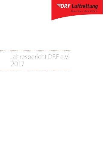 Jahresbericht 2017 DRF e.V.