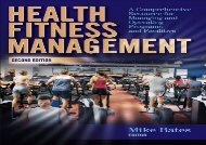 [+]The best book of the month Health Fitness Management  [FULL]