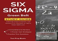 [+][PDF] TOP TREND Six Sigma Green Belt Study Guide: Test Prep Book   Practice Test Questions for the ASQ Six Sigma Green Belt Exam  [FREE]