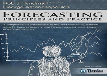 [+]The best book of the month Forecasting: principles and practice  [NEWS]