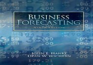 [+]The best book of the month Business Forecasting  [READ]