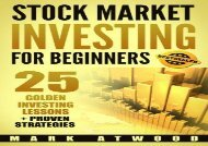 [+]The best book of the month Stock Market Investing For Beginners: 25 Golden Investing Lessons + Proven Strategies  [READ]