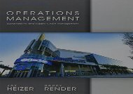 [+]The best book of the month Operations Management [PDF]