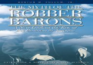 [+]The best book of the month The Myth of the Robber Barons  [READ]