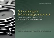 [+]The best book of the month Strategic Management  [NEWS]