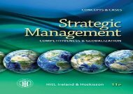 [+]The best book of the month Strategic Management: Concepts: Competitiveness and Globalization  [FREE]