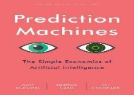 [+]The best book of the month Prediction Machines: The Simple Economics of Artificial Intelligence  [READ]