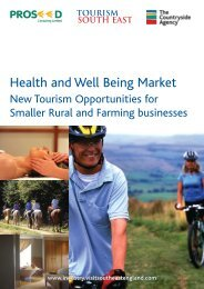 Health and Well Being Market - TourismInsights