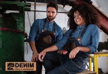 Catálogo DENIM - Uniformes Gary's