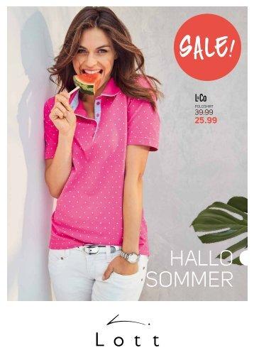 Damen Polo-Shirts SALE!