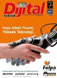 Dijital Teknik Temmuz 2018