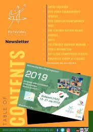 PVE Newsletter May June No.6 2018