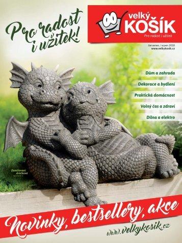 Velky Kosik - cervenec / srpen 2018