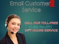 Email Customer Service