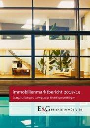 Immobilienmarktbericht 2018/2019
