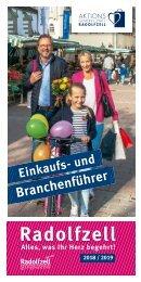 Aktionsgemeinschaft-Radolfzell EInkaufsfuehrer 2018-19