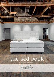 The Bed Book - Pure Sense of Sleeping - Hotelbetten von Schranz