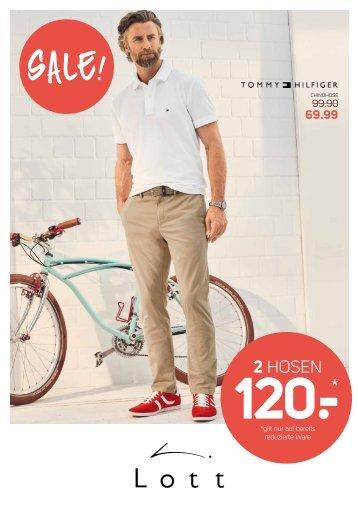 Herren Hosen - SALE!