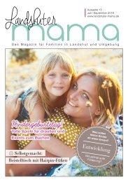 Landshuter Mama Ausgabe 13
