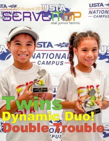 Serveitup Tennis Magazine #30
