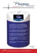 Phoenix Instruments Autoklax Probenerwärmung MediJet500 - Page 2