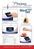 Phoenix Instruments Autoklax Probenerwärmung MediJet500 - Page 3