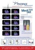 Phoenix Instruments Autoklax Probenerwärmung MediJet500 - Page 4