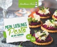 Landhaus-Team: Mini - Pesto
