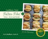 Landhaus-Team: Falten-Fibel 2