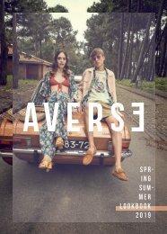 AVERSE   SS19 Lookbook