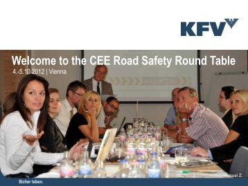 Intro: 5th CEE RS Round Table - KfV