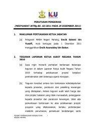 Perutusan JKTNg 102011 - PPPN Pahang
