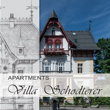 Apartments Villa Schodterer 2018