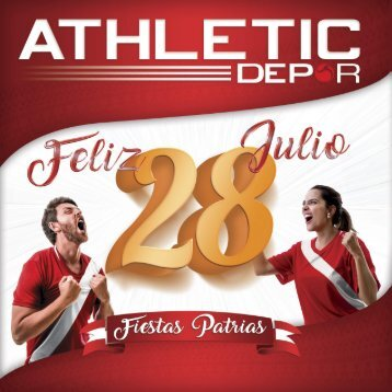 Catálogo 18-5 Athletic Depor..