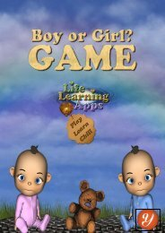 Boy or Girl Game