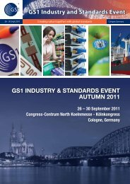 GS1 Industry and Standards Event