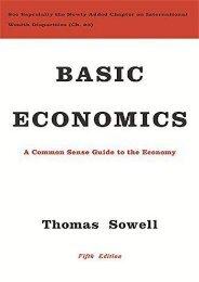 Read Basic Economics | Ebook