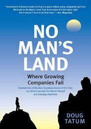 Free No Man s Land: A Survival Manual for Growing Midsize Companies | PDF File