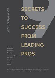 PDF Winning Real Estate: 9 Secrets to Success from Leading Pros | Online