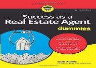 PDF Success as a Real Estate Agent For Dummies, 3rd Edition   Ebook
