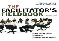 Download The Facilitator s Fieldbook | pDf books