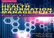 Download Essentials of Health Information Management: Principles and Practices (Mindtap Course List)   Download file